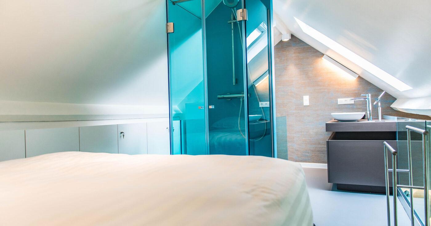 Interieurarchitectuur Interieurinrichting Totaalinrichting Hotel Apart De Haan 14