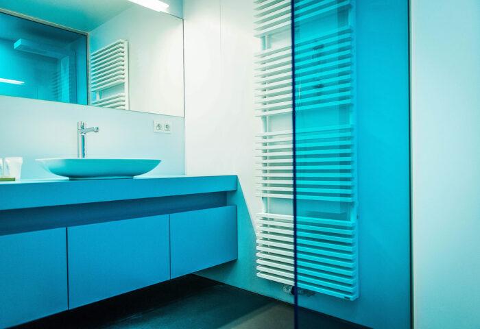 Interieurarchitectuur Interieurinrichting Totaalinrichting Hotel Apart De Haan 21