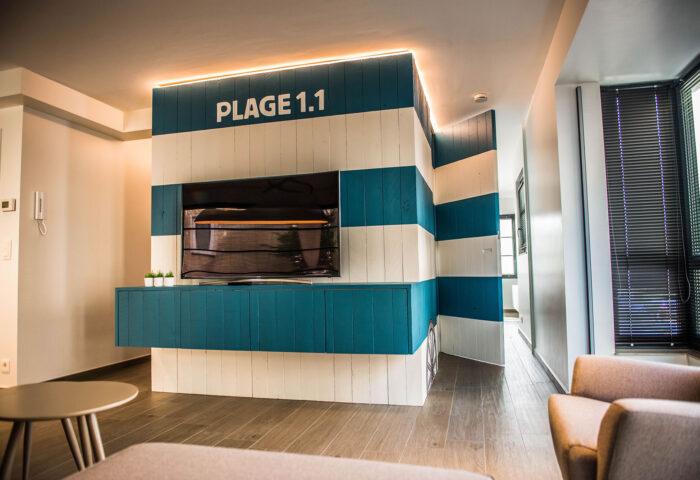 Interieurarchitectuur Interieurinrichting Totaalinrichting Hotel Apart De Haan 22