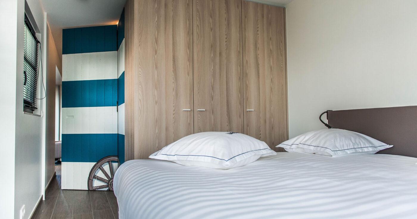 Interieurarchitectuur Interieurinrichting Totaalinrichting Hotel Apart De Haan 23