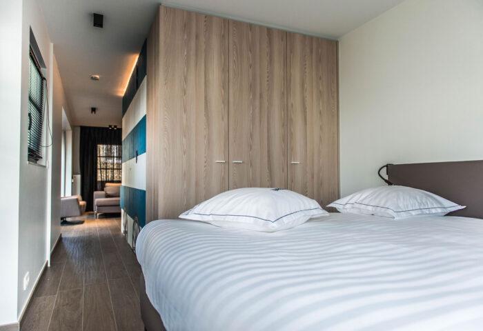 Interieurarchitectuur Interieurinrichting Totaalinrichting Hotel Apart De Haan 24