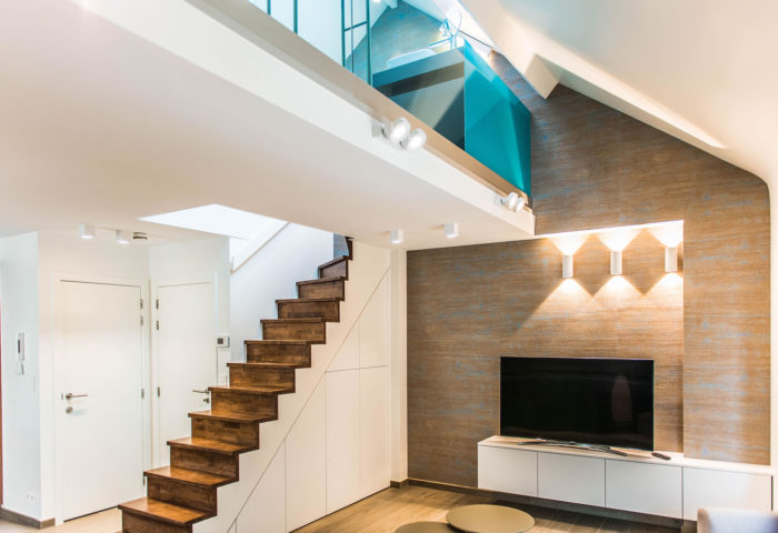 Interieurarchitectuur Interieurinrichting Totaalinrichting Hotel Apart De Haan 28