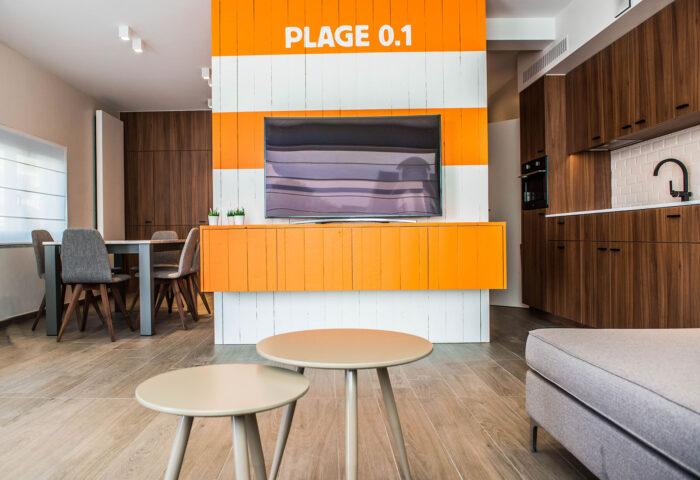 Interieurarchitectuur Interieurinrichting Totaalinrichting Hotel Apart De Haan 31