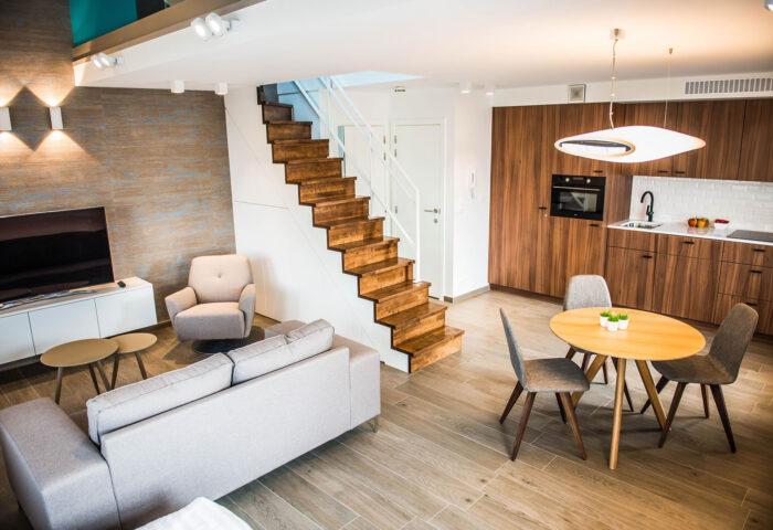 Interieurarchitectuur Interieurinrichting Totaalinrichting Hotel Apart De Haan 6