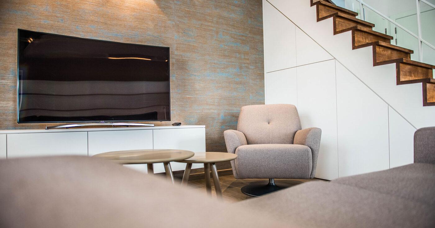 Interieurarchitectuur Interieurinrichting Totaalinrichting Hotel Apart De Haan 7
