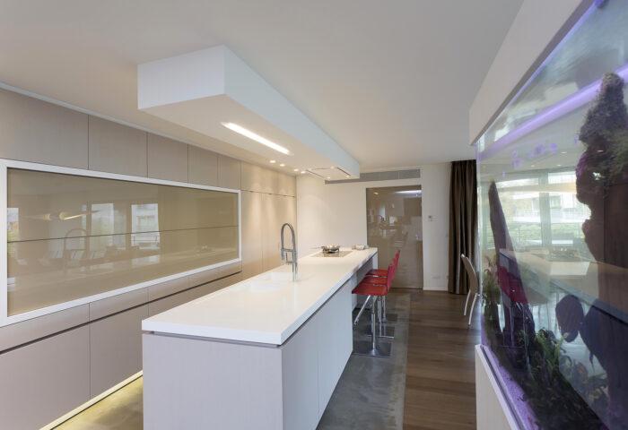 Interieurarchitectuur Luxe huis Residentieel Bokrijk park 3