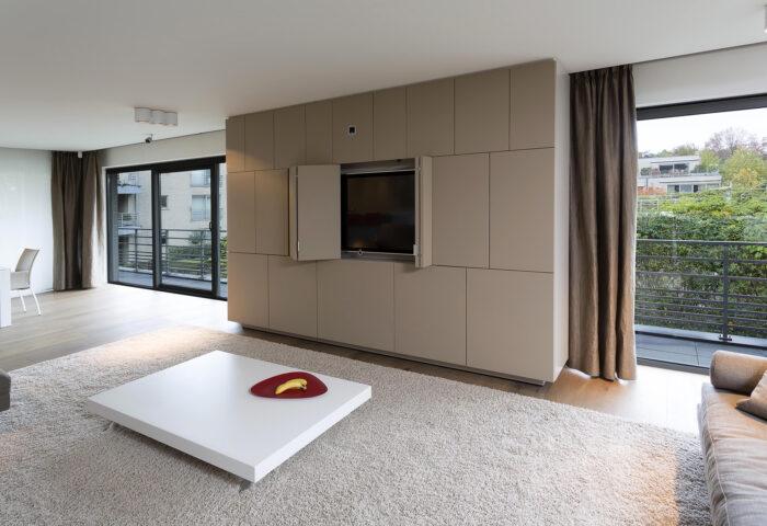 Interieurarchitectuur Luxe huis Residentieel Bokrijk park 5