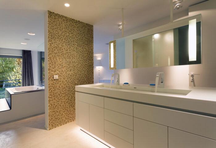 Interieurarchitectuur Luxe huis Residentieel Bokrijk park 7