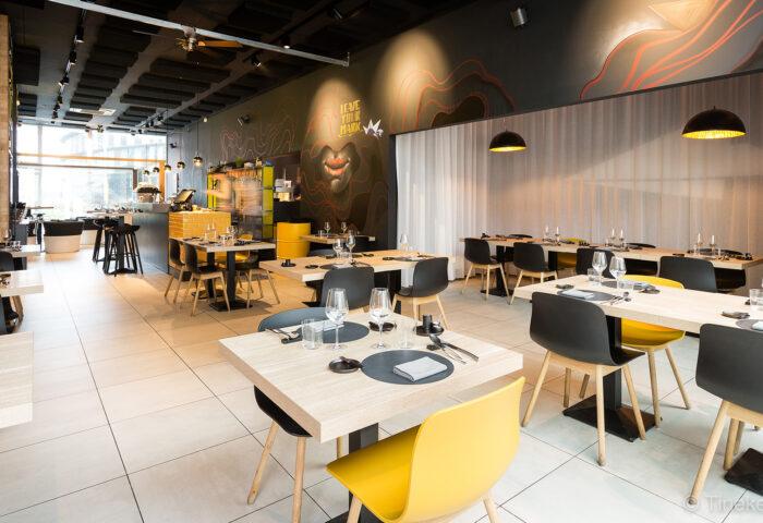 Interieurarchitectuur Retail Design Restaurant Totaalontwerp Zappaz2