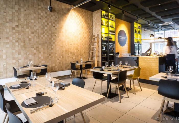 Interieurarchitectuur Retail Design Restaurant Totaalontwerp Zappaz3
