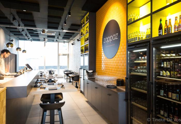 Interieurarchitectuur Retail Design Restaurant Totaalontwerp Zappaz5
