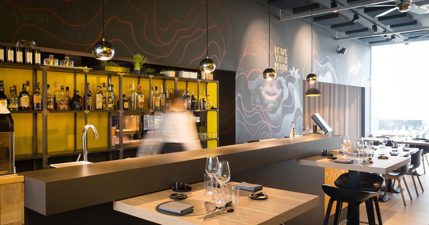 Interieurarchitectuur Retail Design Restaurant Totaalontwerp Zappaz7