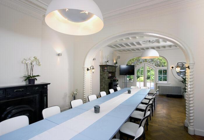 Interieurarchitectuur Totaalontwerp Bed and Breakfast Huis aan t water11