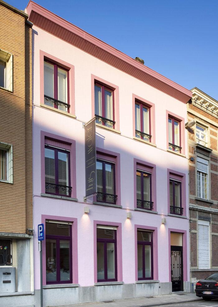 Interieurarchitectuur Totaalontwerp Bed and Breakfast Huis aan t water2