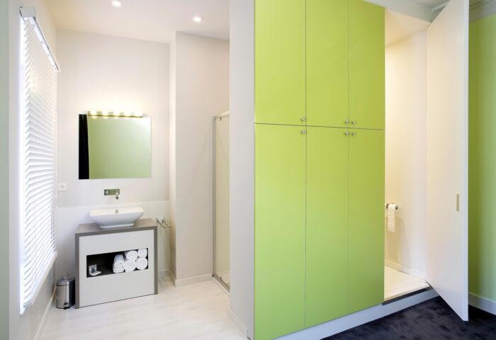 Interieurarchitectuur Totaalontwerp Bed and Breakfast Huis aan t water3