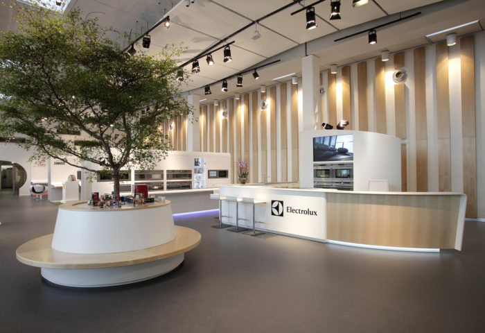 Interieurarchitectuur Totaalontwerp Retail Design Electrolux 14