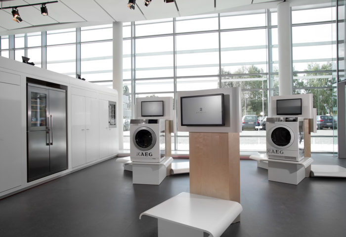 Interieurarchitectuur Totaalontwerp Retail Design Electrolux 29