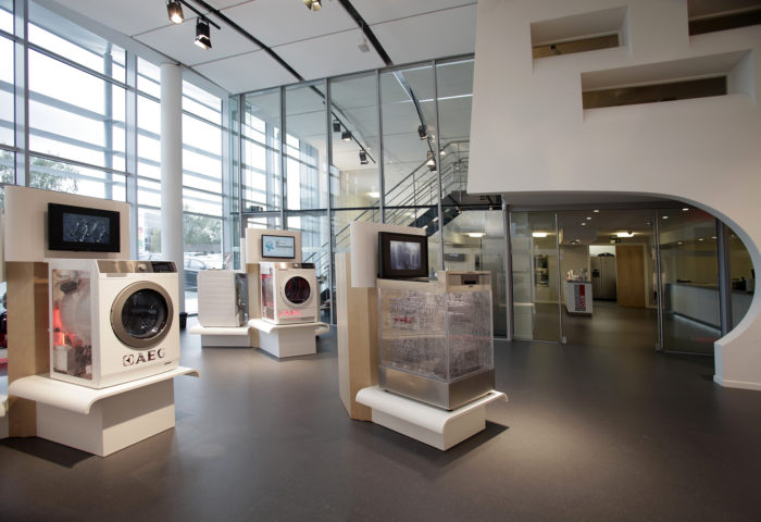 Interieurarchitectuur Totaalontwerp Retail Design Electrolux 32