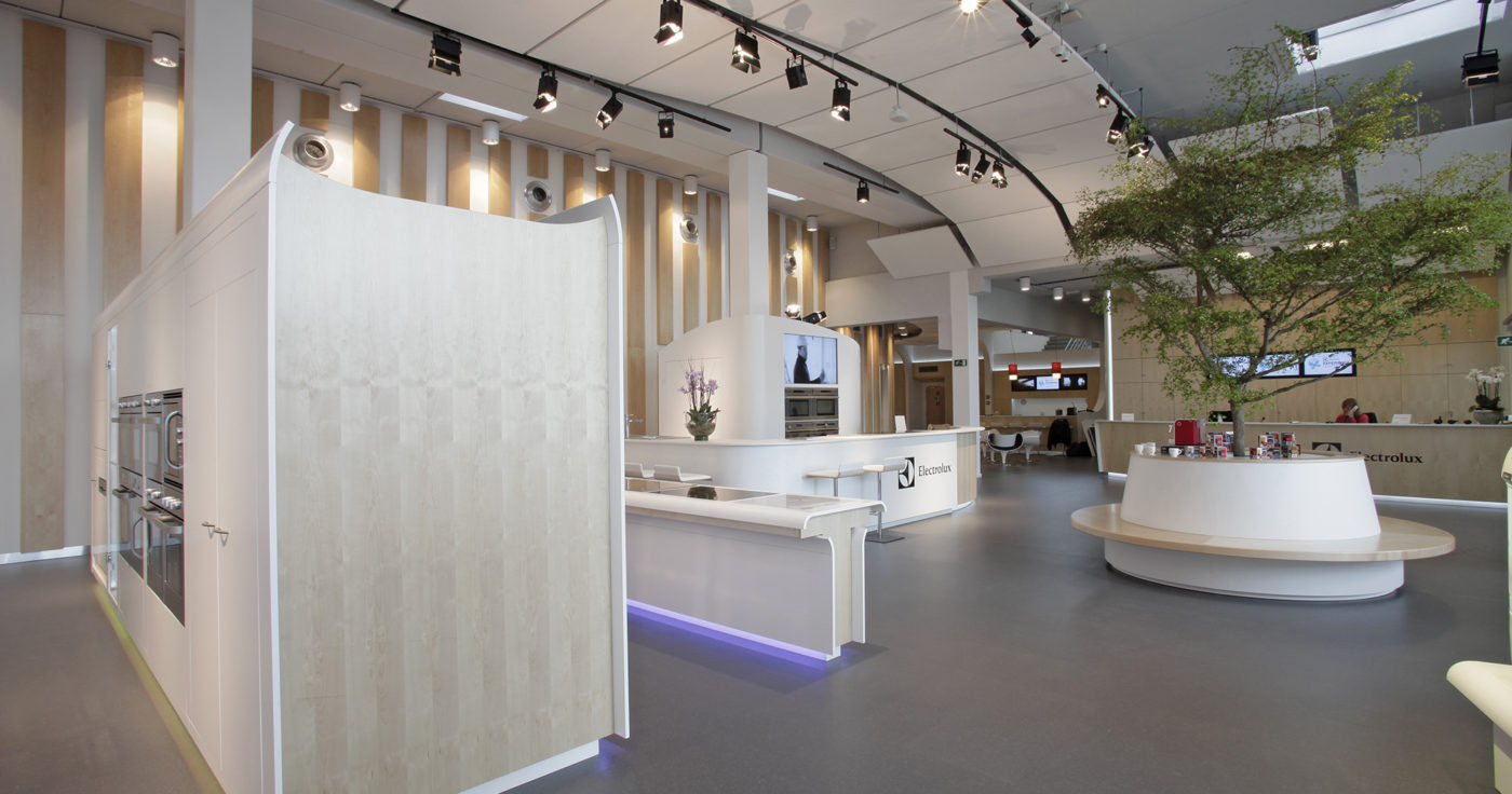 Interieurarchitectuur Totaalontwerp Retail Design Electrolux 35