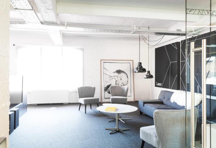Interieurarchitectuur Kantoorinrichting Totaalinrichting Retail Design Moxy 4