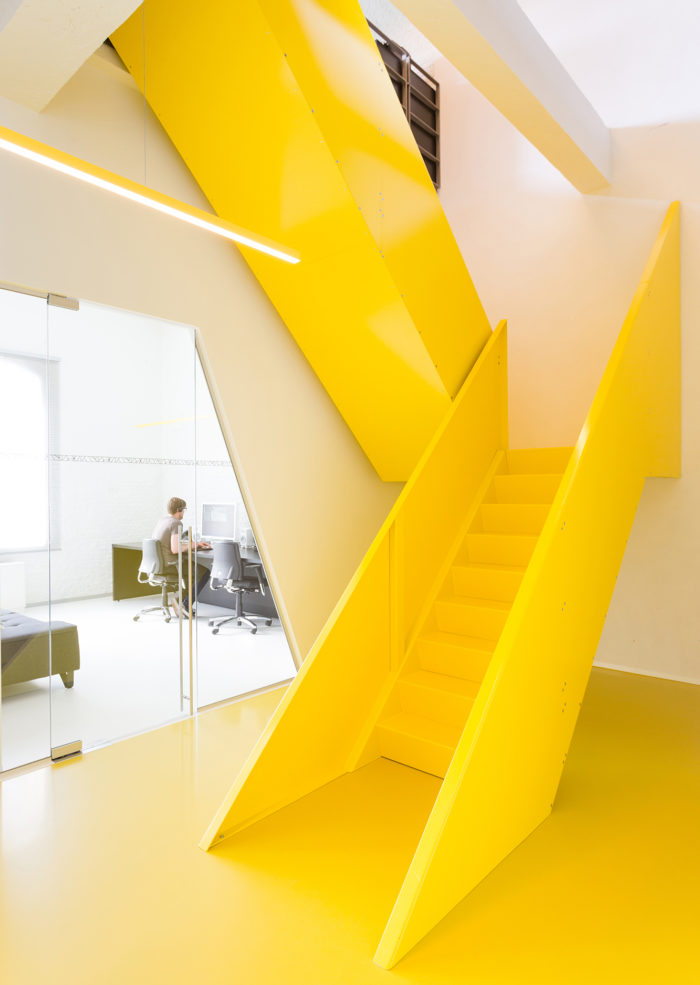 Interieurarchitectuur Kantoorinrichting Totaalinrichting Retail Design Moxy 7