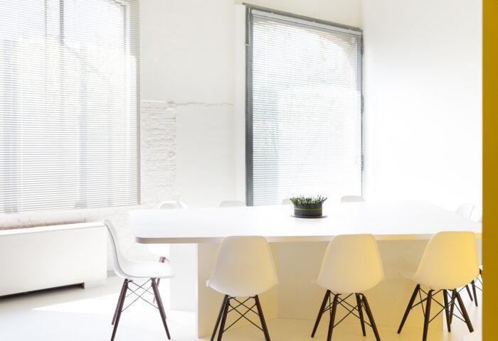 Interieurarchitectuur Kantoorinrichting Totaalinrichting Retail Design Moxy 8