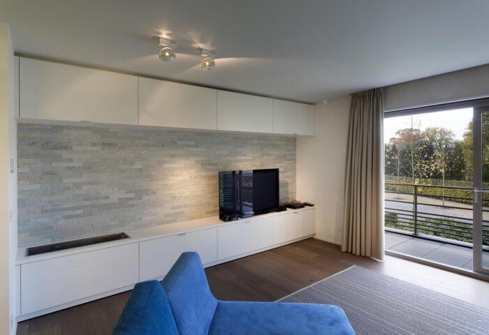 Interieurarchitectuur Luxe appartement Residentieel Bokrijk park 5