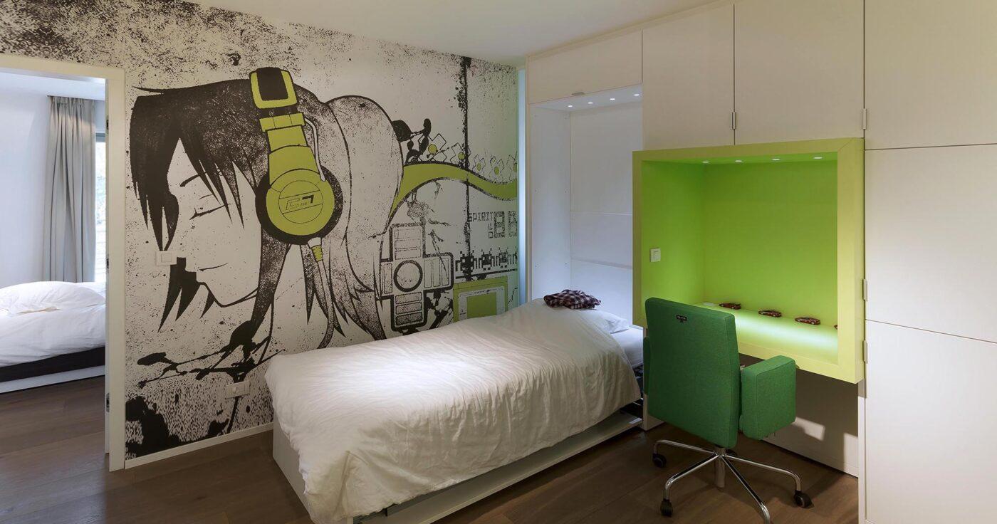 Interieurarchitectuur Luxe appartement Residentieel Bokrijk park 6