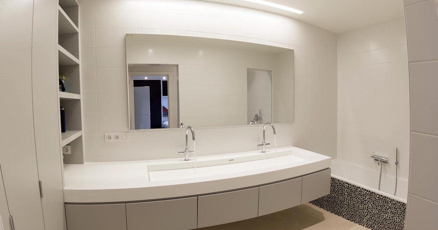 Interieurarchitectuur Luxe appartement Residentieel Bokrijk park 9