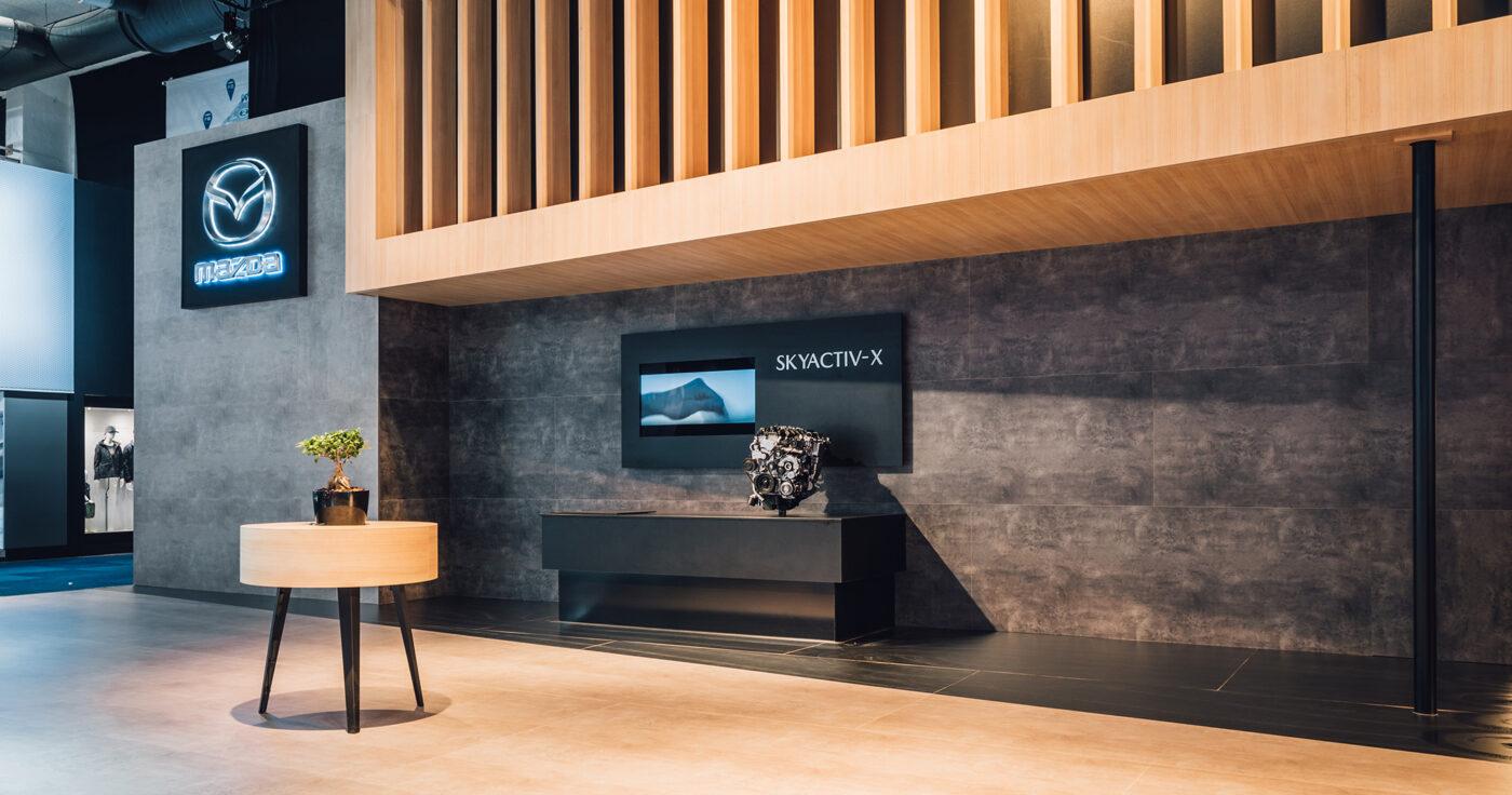 Interieur-standenbouw-Autosalon-2019-Brussel-Mazda-10