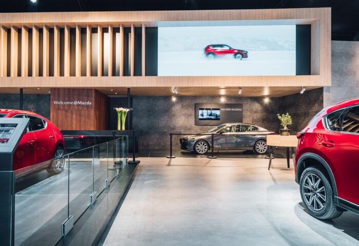 Interieur-standenbouw-Autosalon-2019-Brussel-Mazda-12